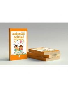 Robinson Çocuk 2.Sınıf Değerler Eğitimi Etkinlik Kitabı