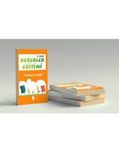 Robinson Çocuk 5.Sınıf Değerler Eğitimi Etkinlik Kitabı