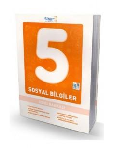 Biltest Yayınları Ortaokul 5.Sınıf Sosyal Bilgiler Soru Bankası