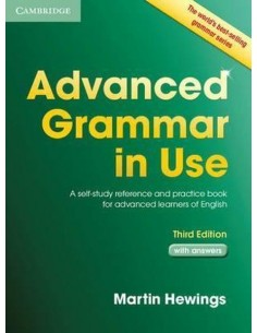 Advanced Grammar in Use (C1-C2)