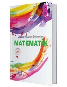 Süreç Yayın Dağıtım 8. Sınıf Matematik Öğretici Kazanım Denemeleri