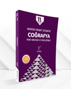 Karekök Yayınları Lise 11.Sınıf LYS Coğrafya