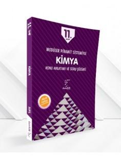 Karekök Yayınları 11.Sınıf Kimya MPS Konu Anlatım