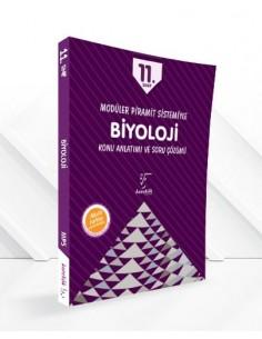 Karekök Yayınları Lise 11.Sınıf Biyoloji MPS Konu Anlatım