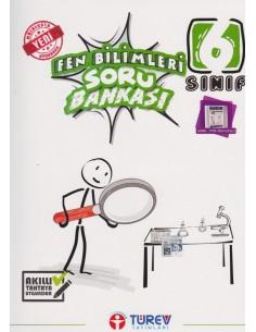 Türev Yayınları 6. Sınıf Fen Bilimleri Soru Bankası