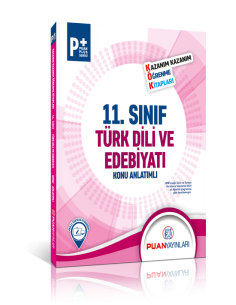 Puan Yayınları 11. Sınıf Türk Dili ve Edebiyatı Kök Konu Anlatımlı