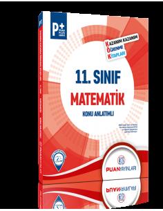 Puan Yayınları 11. Sınıf Matematik Kök Konu Anlatımlı
