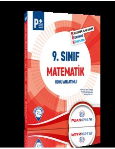 Puan Yayınları 9. Sınıf Matematik Kök Konu Anlatımlı