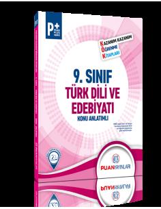 Puan Yayınları 9. Sınıf Türk Dili ve Edebiyatı Kök Konu Anlatımlı