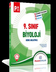 Puan Yayınları 9. Sınıf Biyoloji Kök Konu Anlatımlı