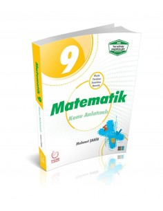 Palme Yayınları 9.Sınıf Matematik Konu Anlatım
