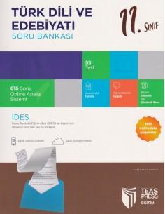 Teas Press 11. Sınıf Türk Dili ve Edebiyatı Soru Bankası