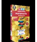 Yanıt Yayınları LGS Tamamı Çözümlü Matematik Denemeleri
