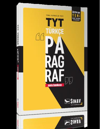 Sınav Yayınları TYT Paragraf Soru Bankası