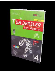 Aydan Yayınları 4.Sınıf Tüm Dersler Soru Bankası