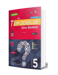 Soru Bankası Merkezi Yayıncılık 5.Sınıf Tüm Dersler Soru Bankası