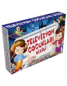 Özyürek Yayınları Televizyon Çocukları Dizisi (10 Kitap)
