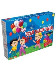 Özyürek Yayınları Uçan Balon Dizisi-1 (10 Kitap)