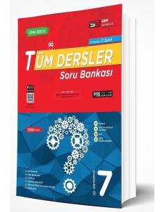 Soru Bankası Merkezi Yayıncılık 7.Sınıf Tüm Dersler Soru Bankası
