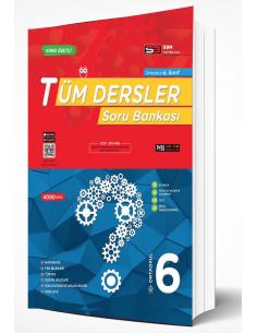 Soru Bankası Merkezi Yayıncılık 6.Sınıf Tüm Dersler Soru Bankası