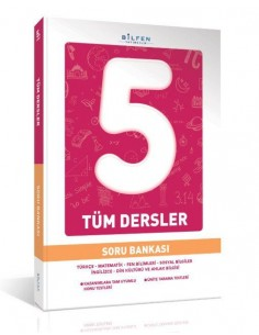 Bilfen Yayınları 6.Sınıf Tüm Dersler Soru Bankası