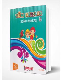 Başat Yayınları 2.Sınıf Tüm Dersler Soru Bankası