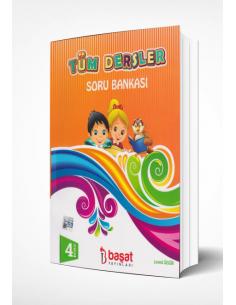 Başat Yayınları 4.Sınıf Tüm Dersler Soru Bankası