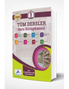 Paraf Yayınları 9. Sınıf Tüm Dersler Soru Kütüphanesi