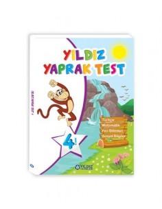 Yıldız Yayınları 4.Sınıf Yaprak Test