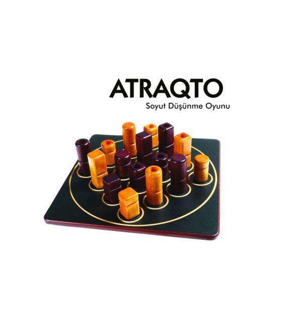 Hobi Atraqto (Quarto) Oyunu