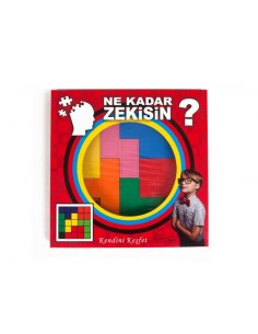 More about Hobi Ne Kadar Zekisin Oyunu (Ahşap)