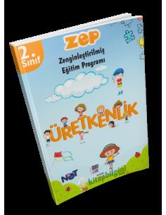 Binot 2. Sınıf ZEP Üretkenlik Kitabı