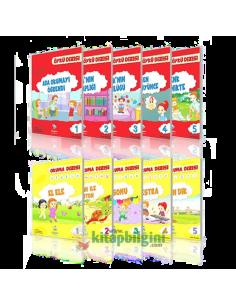 Üçgen Yayınları 1. Sınıf Okuma Dizisi (10 Kitap)