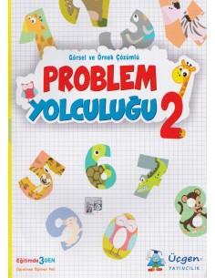 Üçgen Yayınları 2.Sınıf Problem Yolculuğu