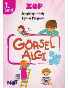 Binot 1. Sınıf ZEP Görsel Algı Kitabı