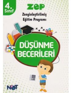 Binot 3. Sınıf ZEP Düşünme Becerileri Kitabı