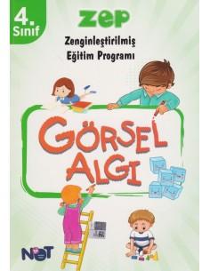 Binot 4. Sınıf ZEP Görsel Algı Kitabı