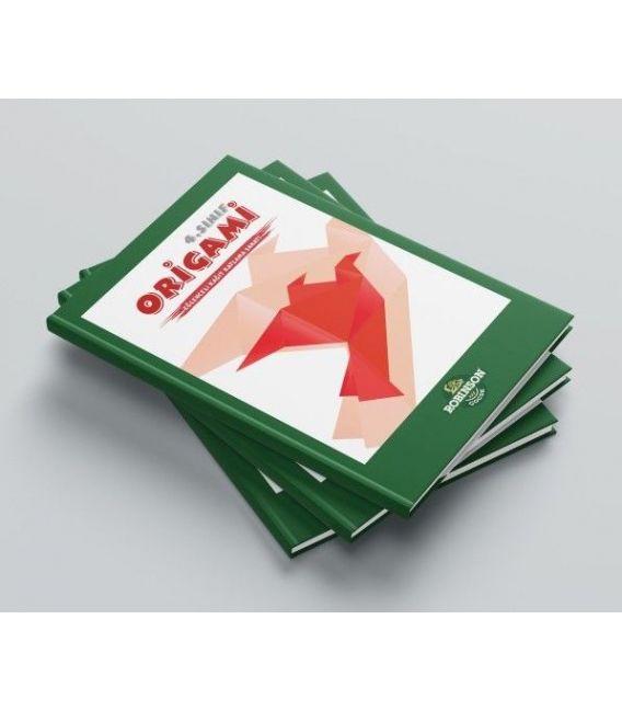 Robinson Çocuk 4. Sınıf Origami Kitabı