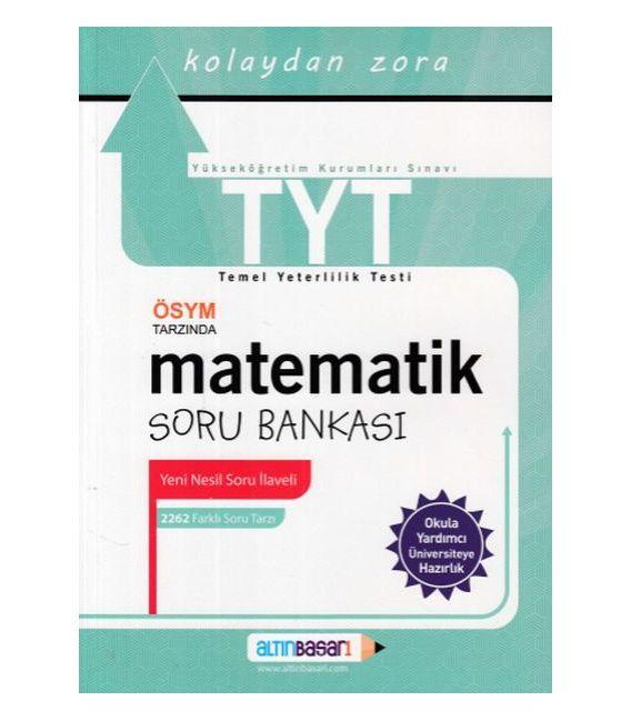 Altınbaşarı Yayıncılık TYT Matematik Soru Bankası