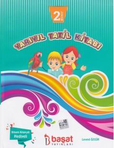Başat Yayınları 2. Sınıf Yarıyıl Tatil Kitabı