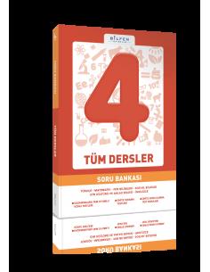 Bilfen Yayınları 4.Sınıf Tüm Dersler Soru Bankası