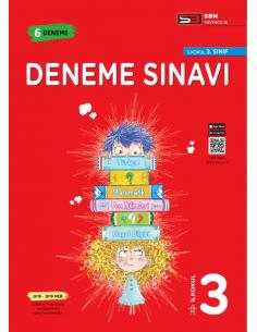 SBM Yayıncılık İlkokul 3. Sınıf Deneme Sınavı