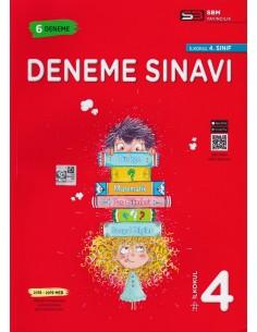 SBM Yayıncılık İlkokul 4. Sınıf Deneme Sınavı