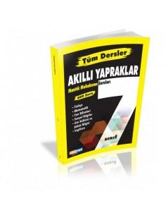 Çöznet Yayınları 7. Sınıf Tüm Dersler Akıllı Yapraklar