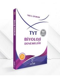 Karekök TYT Biyoloji Denemeleri - 50 Çözümlü Deneme