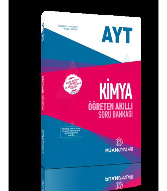 Puan Yayınları AYT Kimya Öğreten Akıllı Soru Bankası