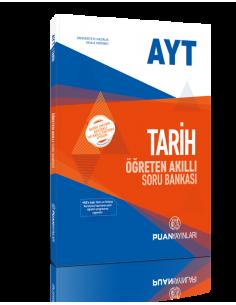 Puan Yayınları AYT Coğrafya Öğreten Akıllı Soru Bankası
