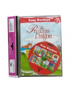 MK Easy Readers Level 2 İngilizce Hikaye Seti (10 Kitap + CD)