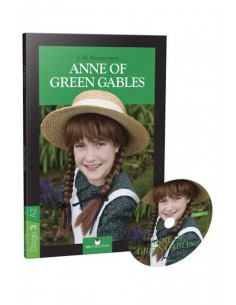 Anne Of Green Gables (Stage 3 A2) - MK Publications