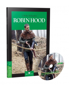 Robin Hood (Stage 3 A2) with Audio CD - MK Publications